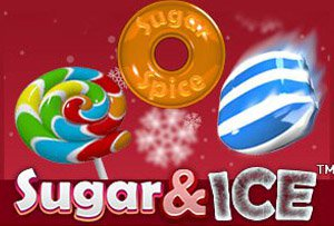 Sugar & Ice bingo game