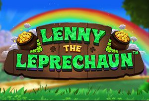 Lenny the Leprechaun bingo game