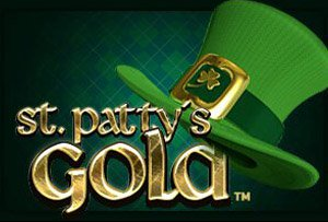 St. Patty's Gold bingo game